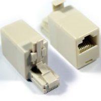 Adaptador 1 conector RJ-45 Ortonics