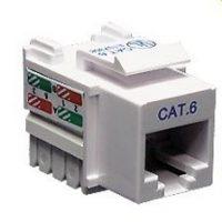 Conector RJ45 H CAT6 UTP UL